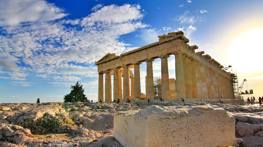 Athens - One of thr Best Places to travel in Europe