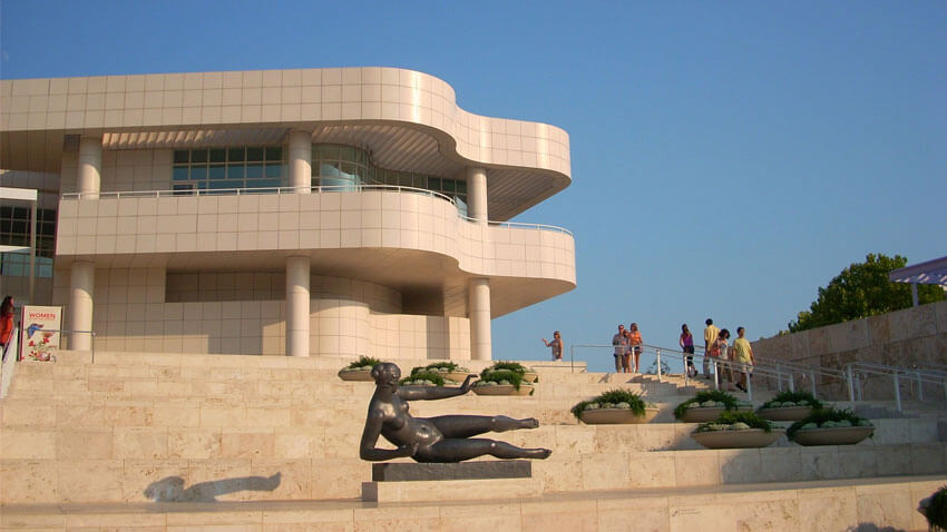 The Getty Center - One of the Best Things to do in Los Angeles