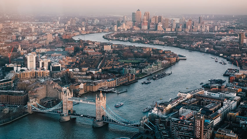 London - Top Places to Visit in UK