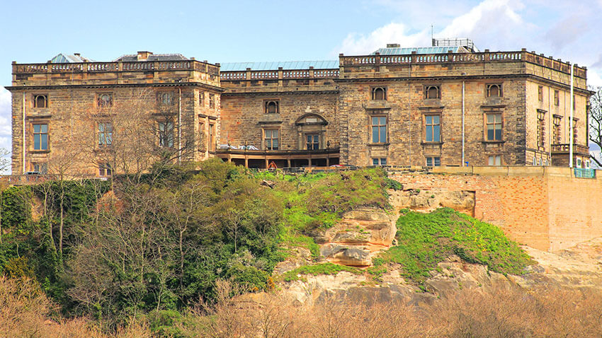 Nottingham Castle - One of the Best Things to do in Nottingham