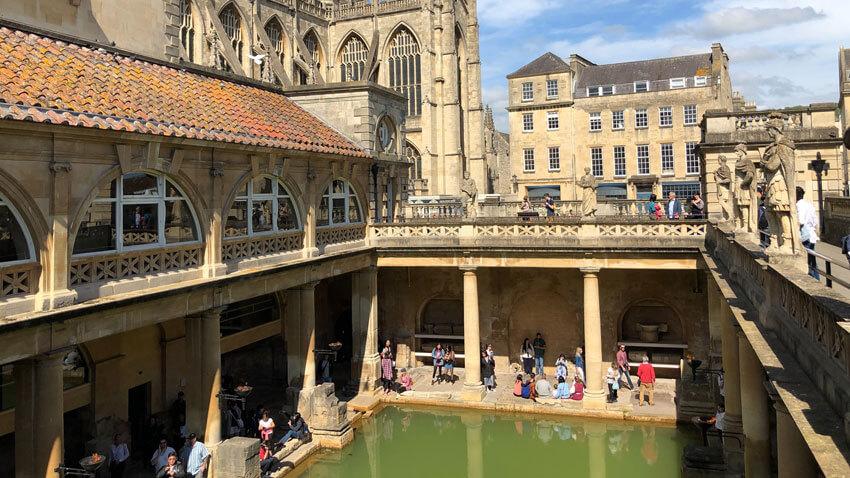 Bath - One of Most Romantic Destinations UK