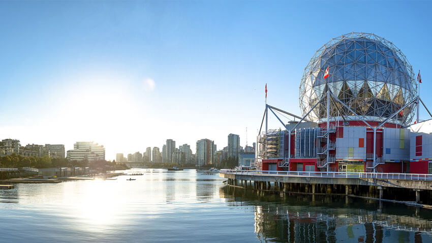 Vancouver is one of the best places to visit in Canada
