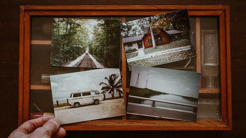 Travel Photo Memories