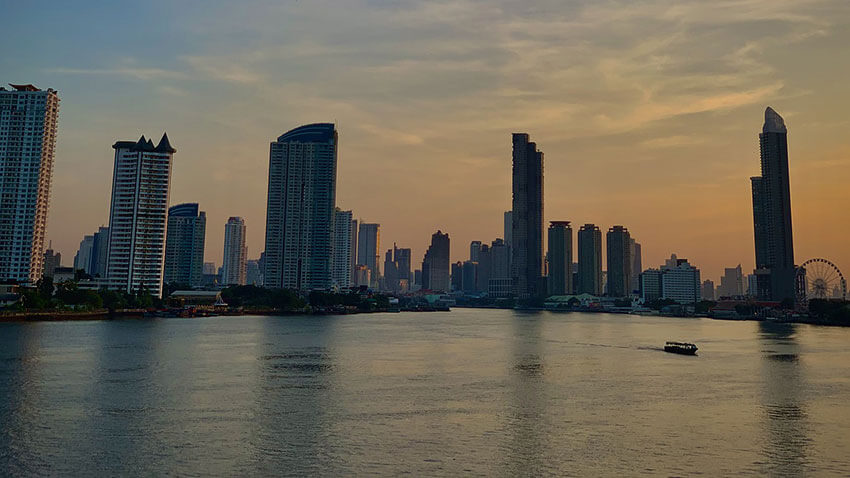 Chao Phraya River - One of The Best Things to do in Thailand