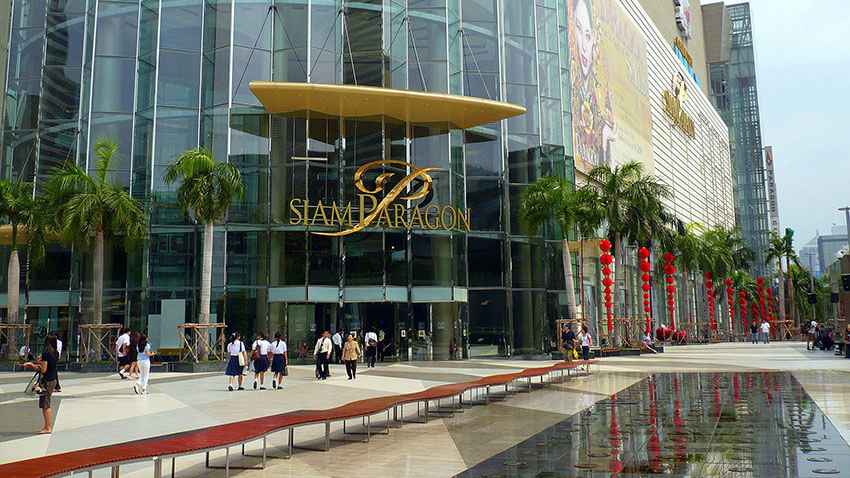 Siam Paragon - Best Things to do in Thailand