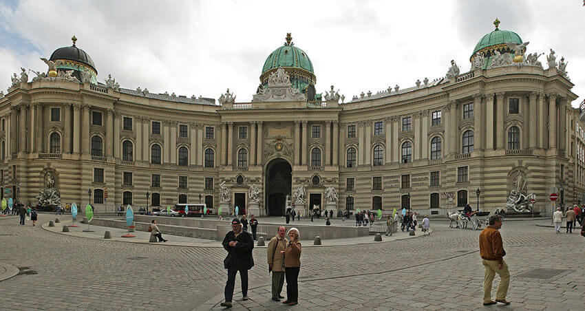 Vienna Hofburg - Best Things to Do in Austria