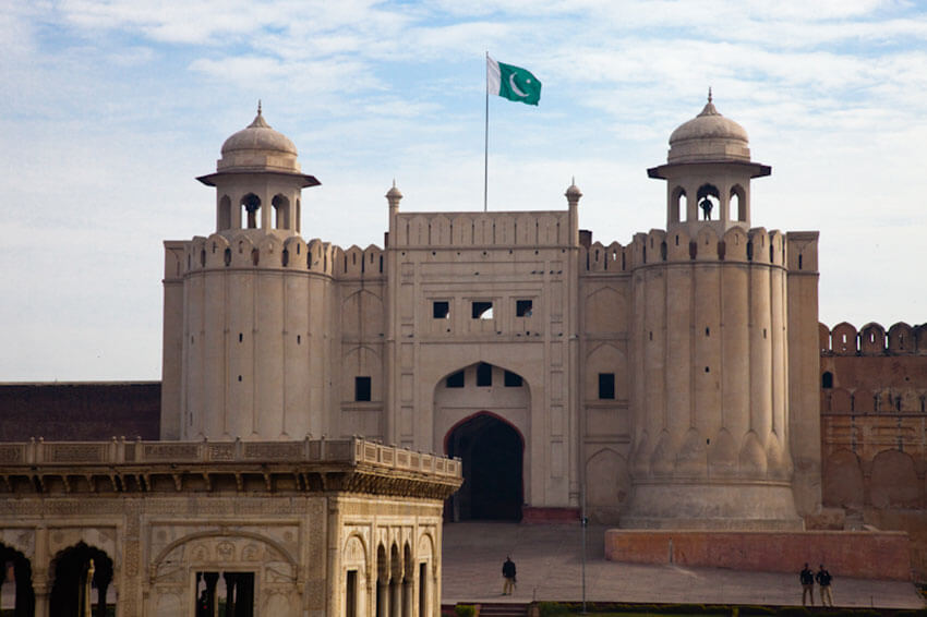 Lahore Fort - One of the Best Things to do in Pakistan
